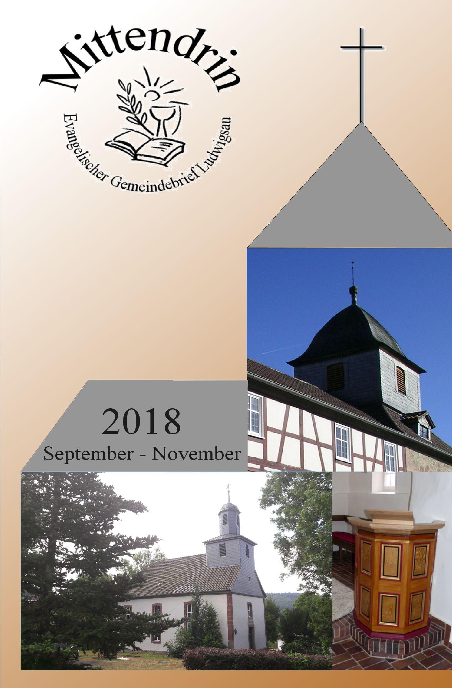 Gemeindebrief 3/2018 – Zum Download hier klicken!
